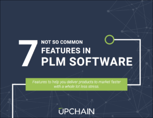 Features in PLM software